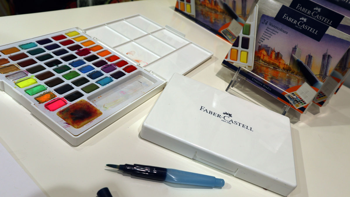 Faber-Castell Creative Studio Watercolours