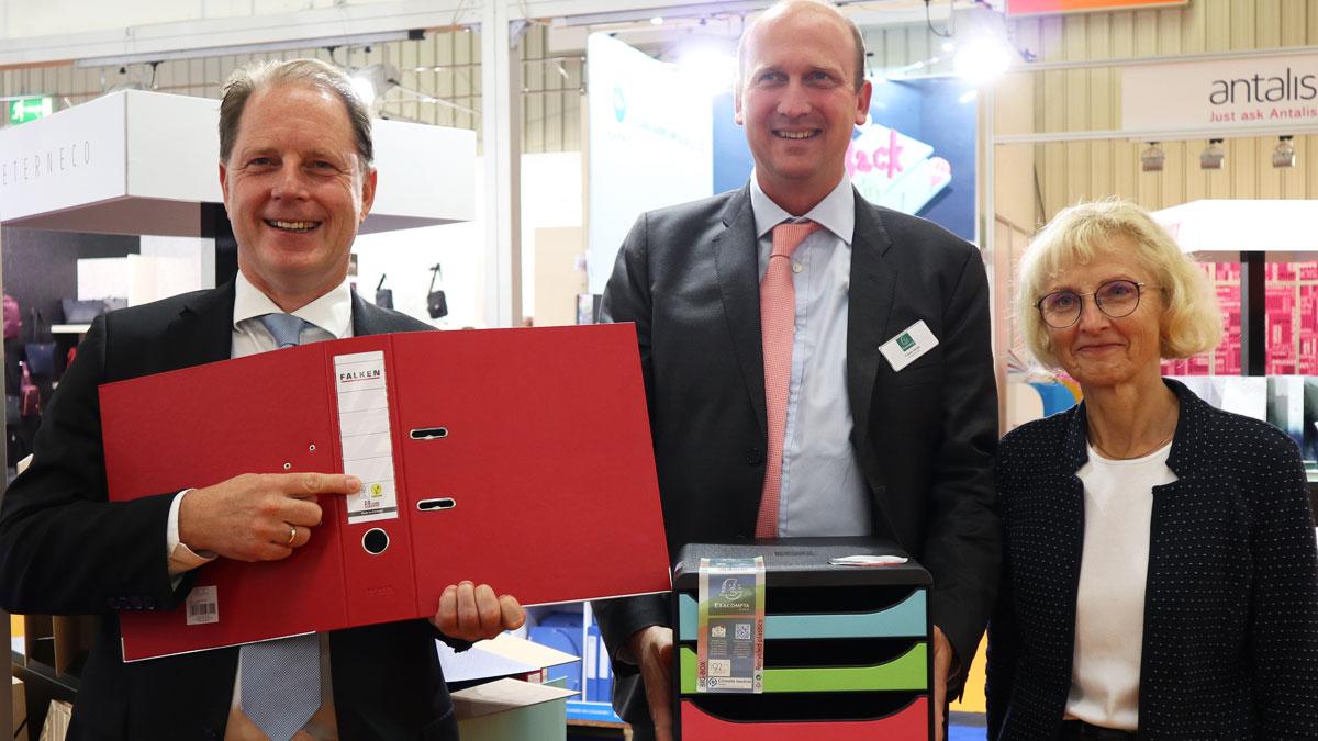 Biella-Falken Exaclair Clairefontaine - Nachhaltig produzierte Produkte