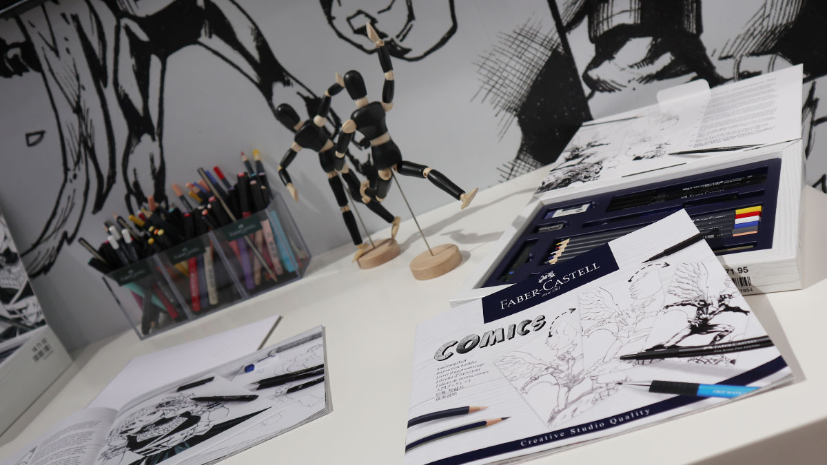 "Faber-Castell Comic Sets ""Famazings"""