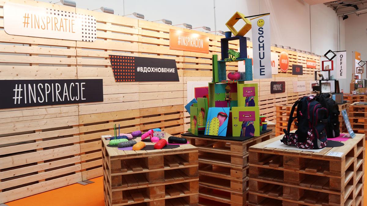 """#Inspiration - Trendschau """"Schule"""" für den POS im Einzelhandel."""