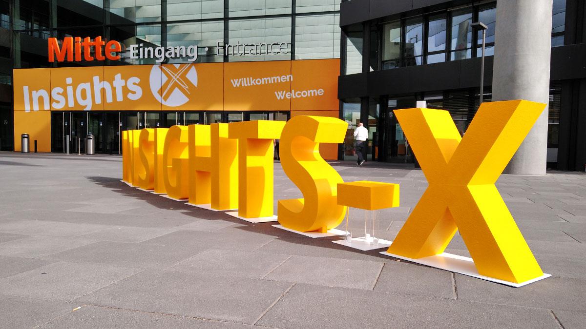 Insights-X - Die PBS-Expo mit der Mitmachfläche, den neuen InsightsTalks und der Inspirationsfläche