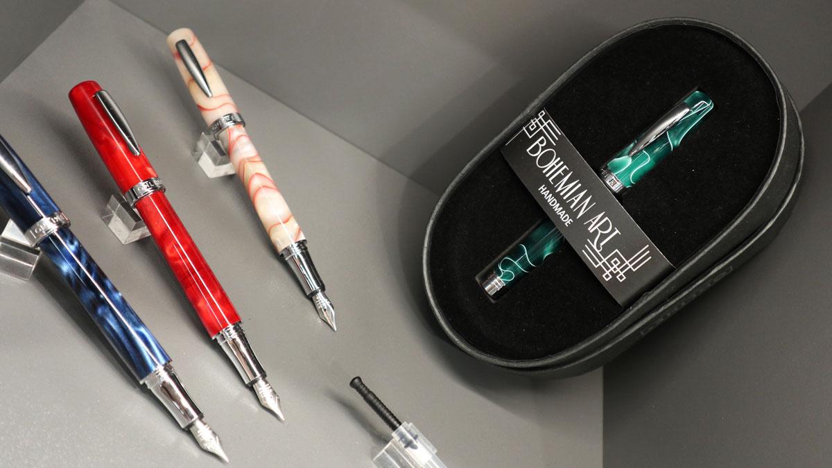 Online Pen Bohemian Art