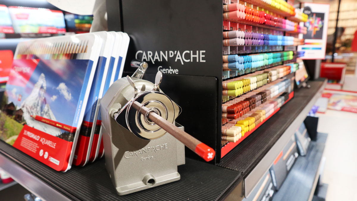 Caran d'Ache Paperworld 2020 Luminance