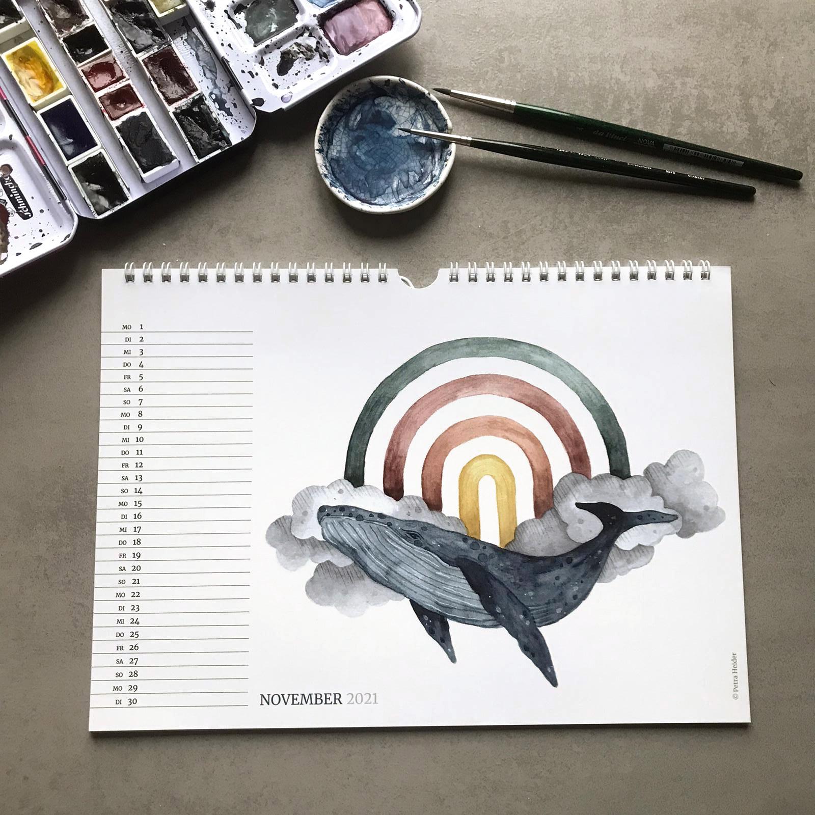 Der Wal und der Regenbogen – Petra Heider