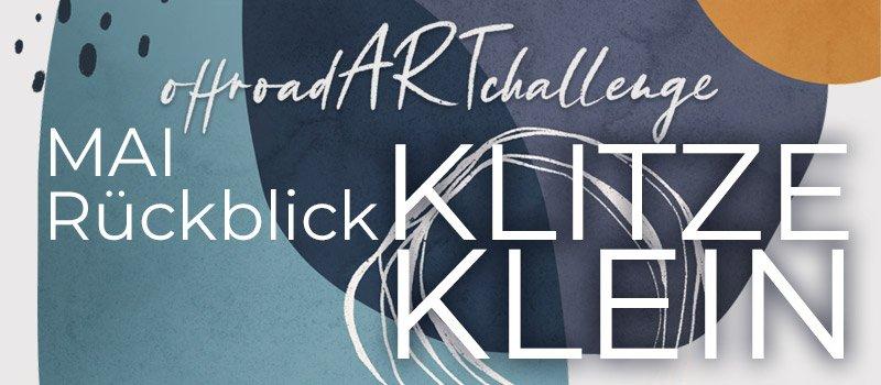 """Review """"Klitzeklein"""" in der #offroadARTchallenge"""